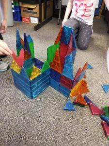 ALS Mini Grant Report – Edna I  Murphy Elementary School Library |
