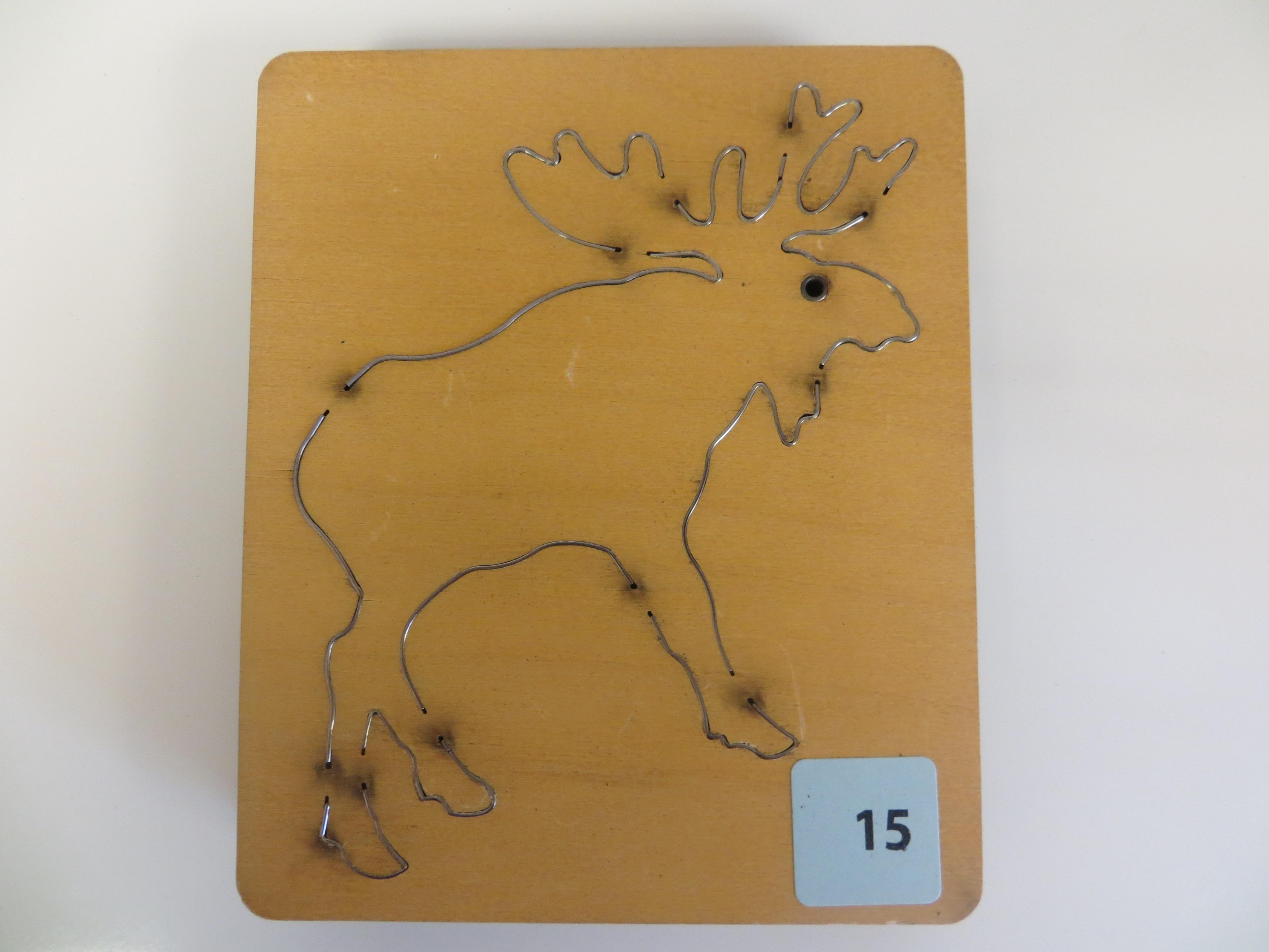 #15 Large Moose