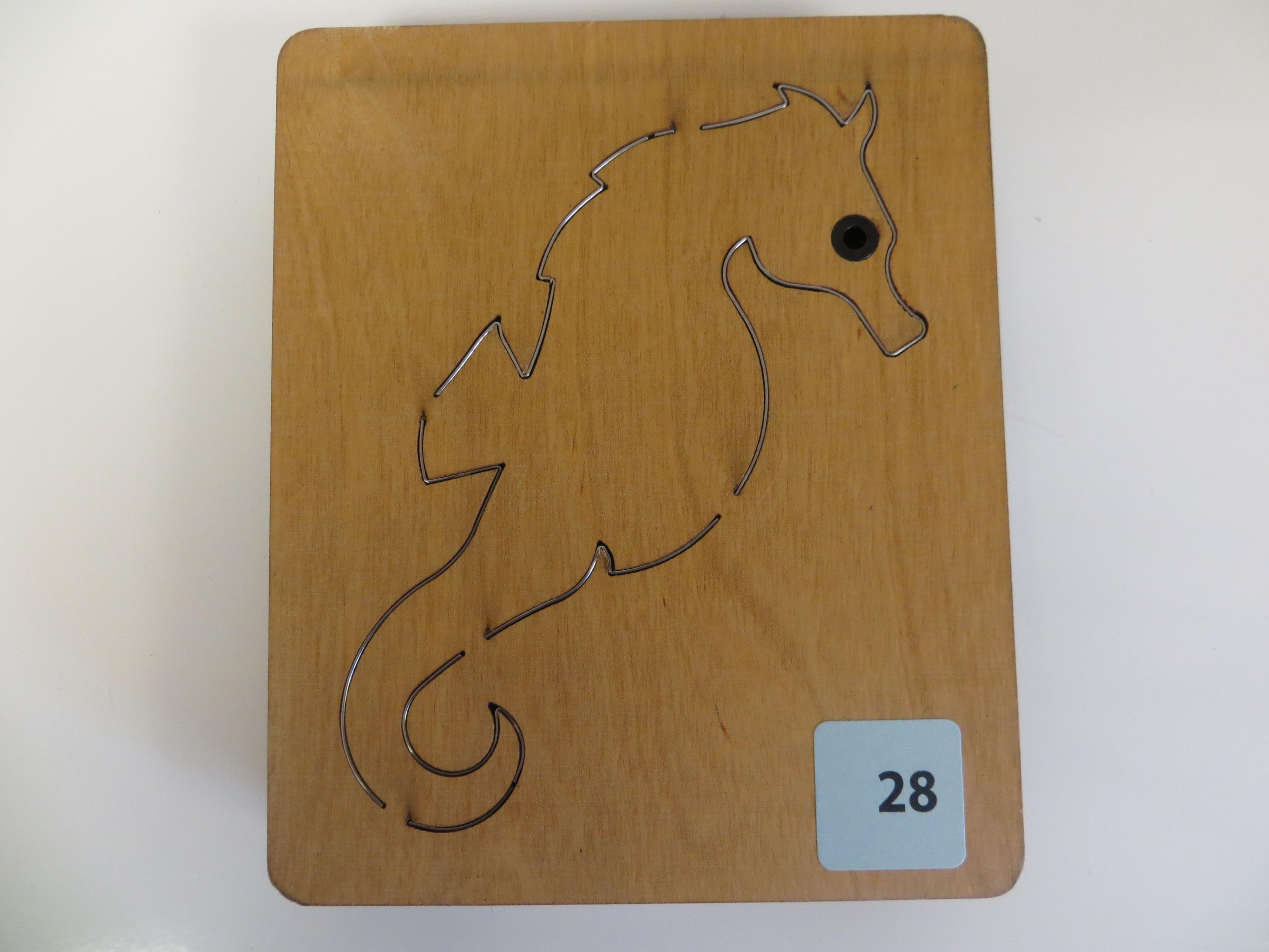 #28 Seahorse
