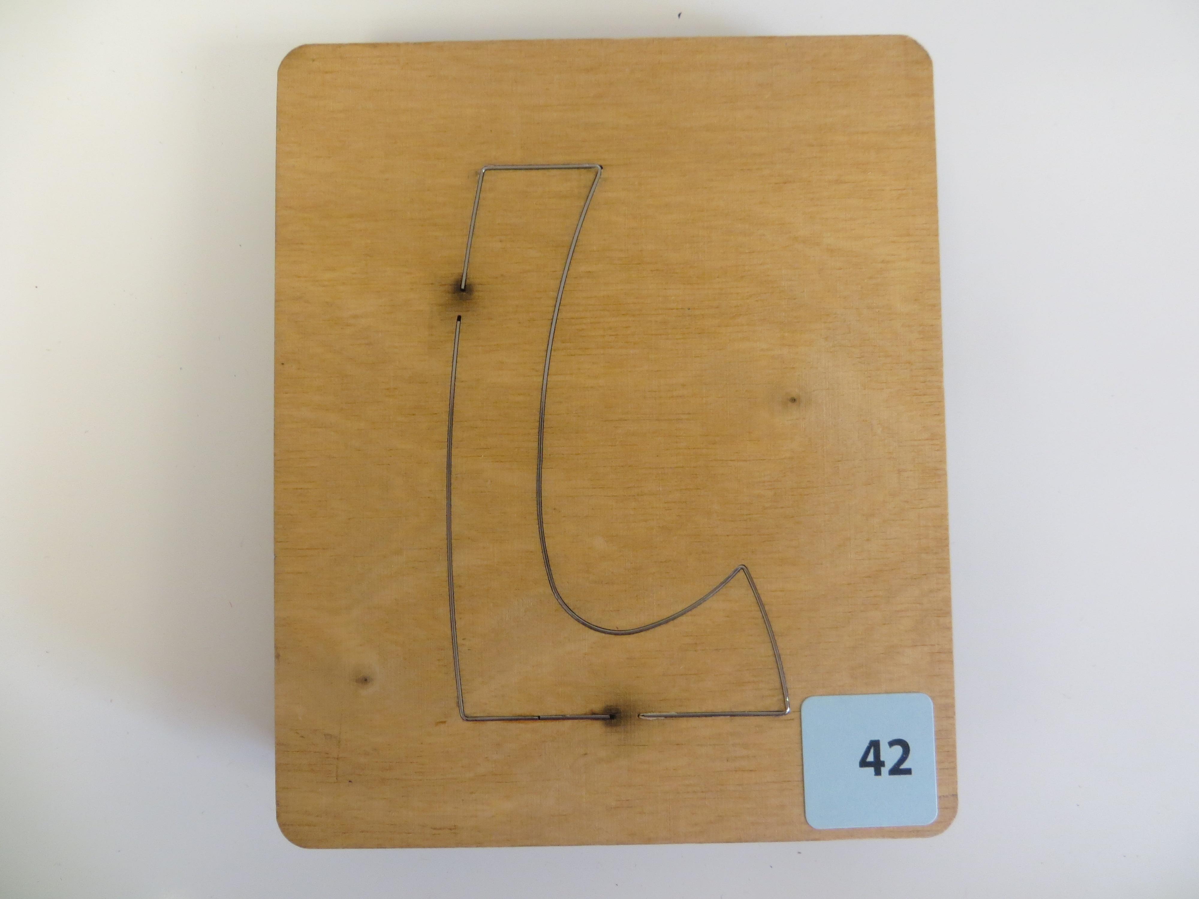 #42 L