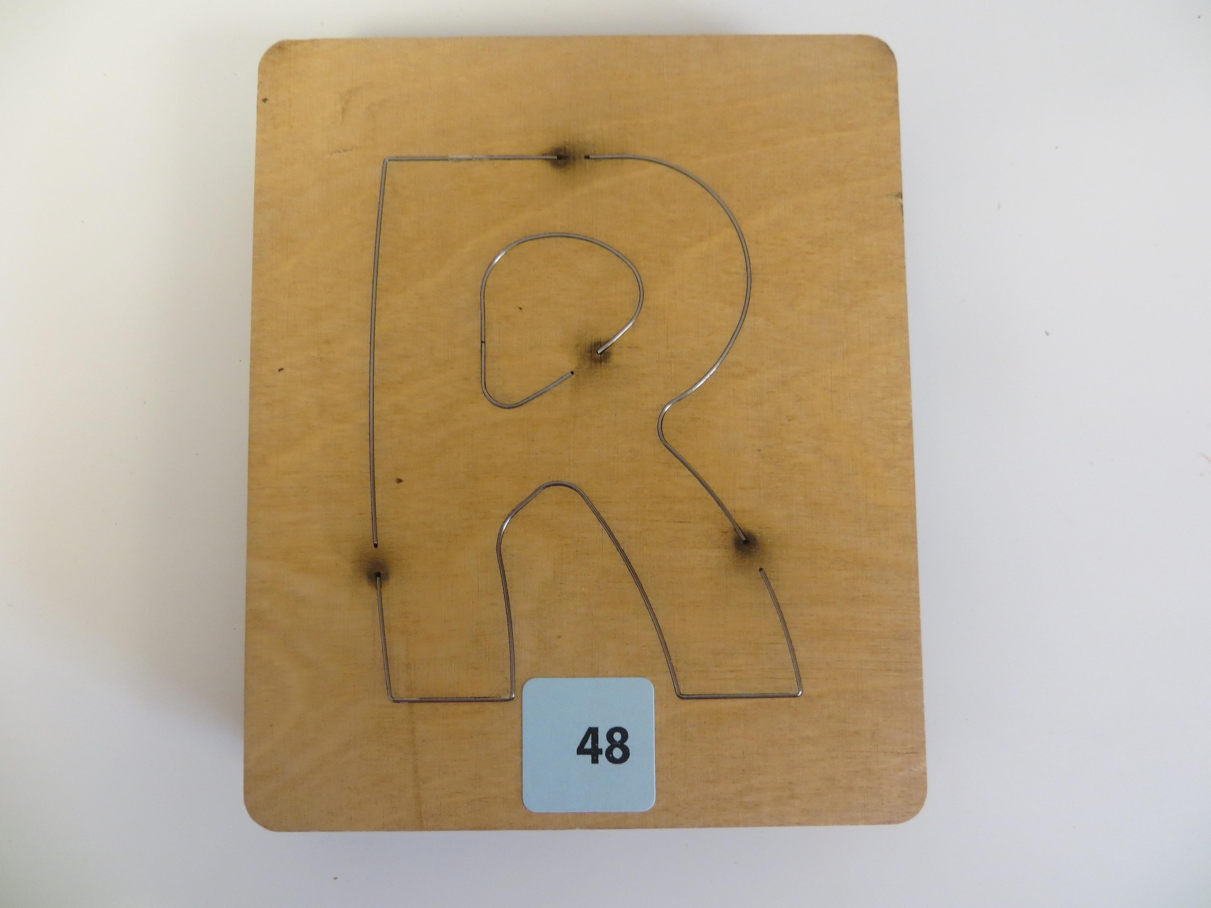 #48 R