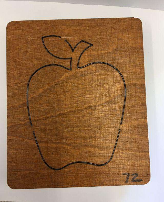 #72 Apple
