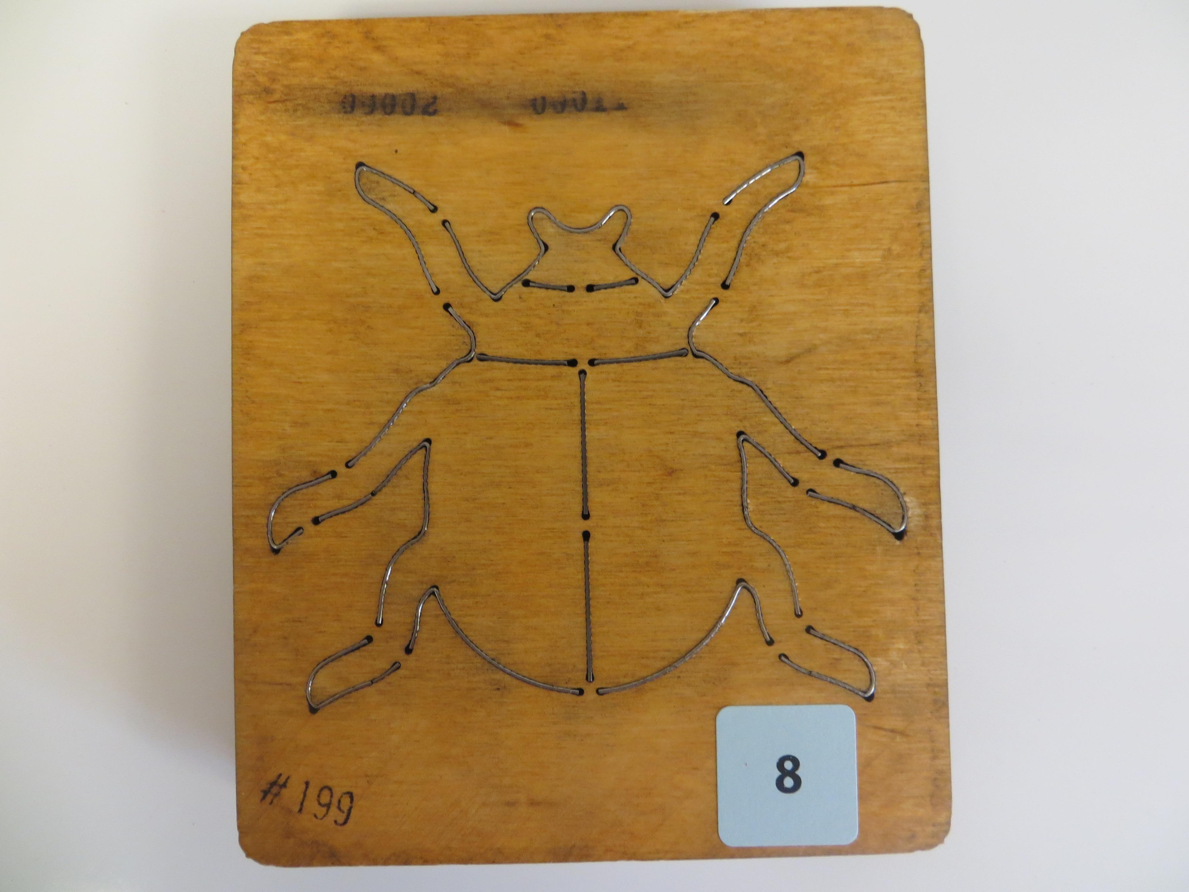 #8 Beetle
