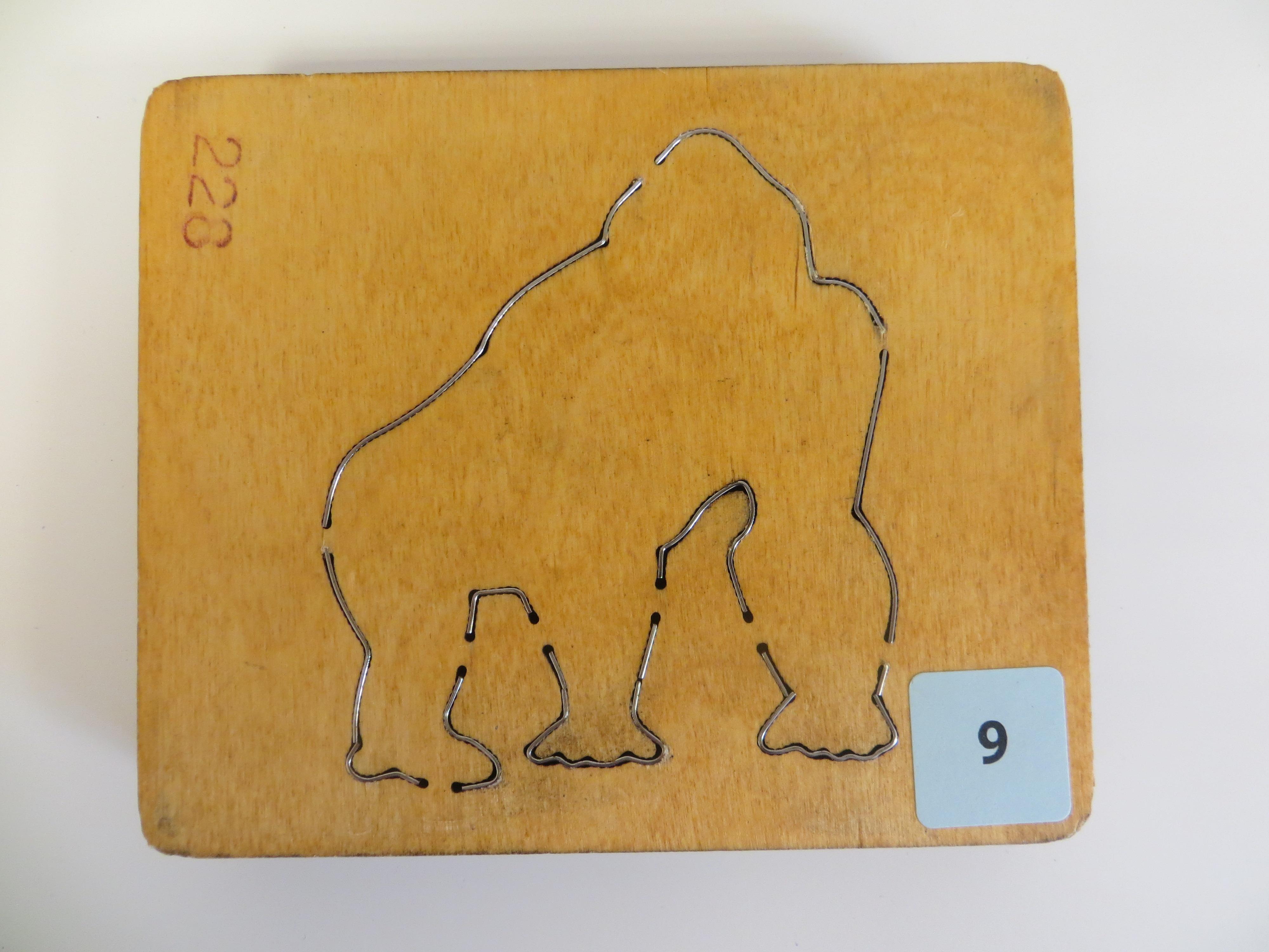 #9 Gorilla