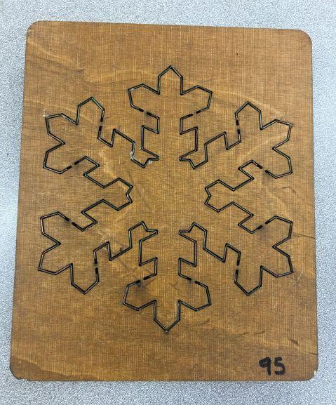 #95 Snowflake