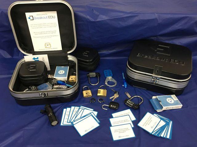 Breakout EDU Kits