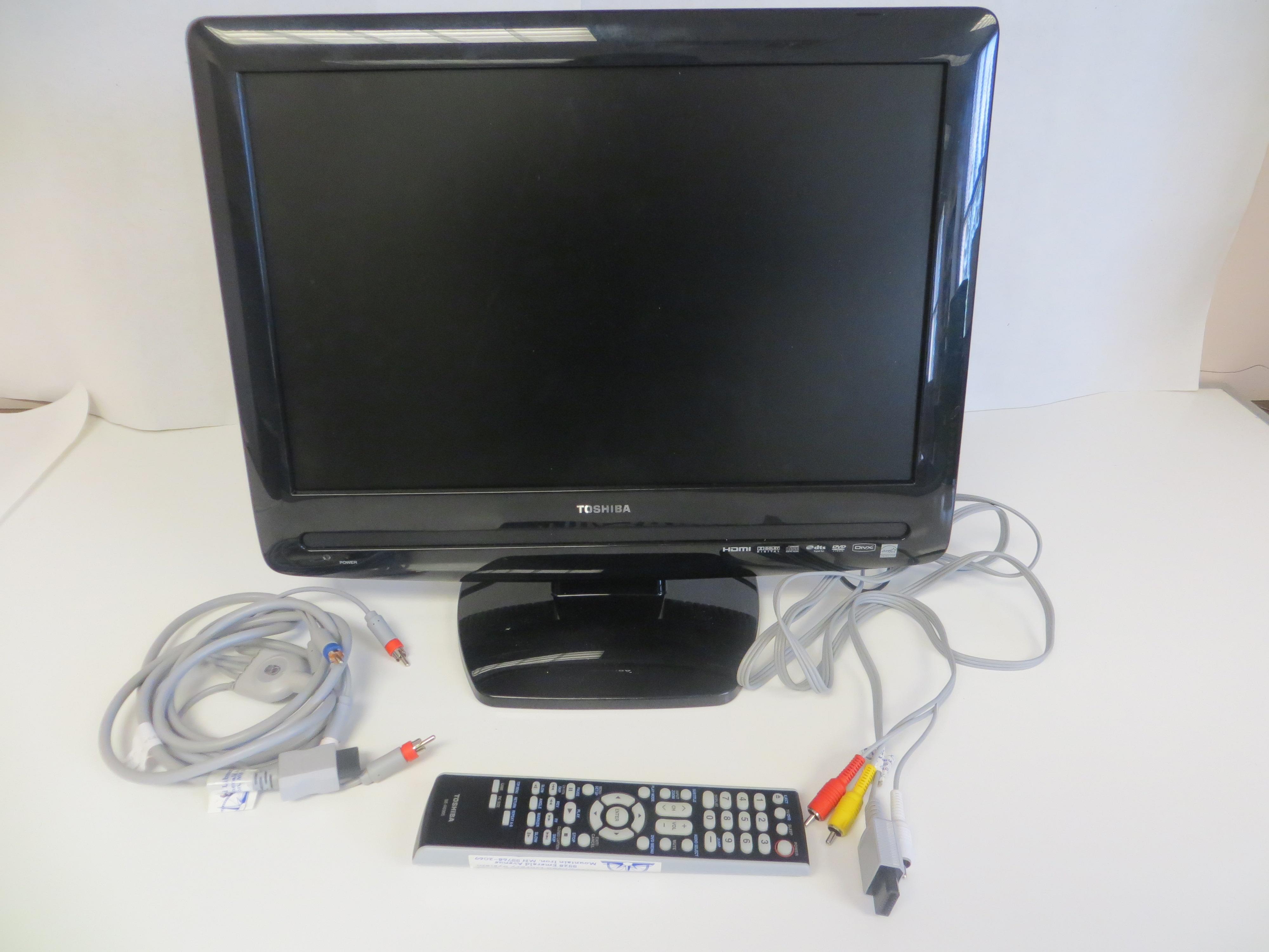 Toshiba 19 inch LCD