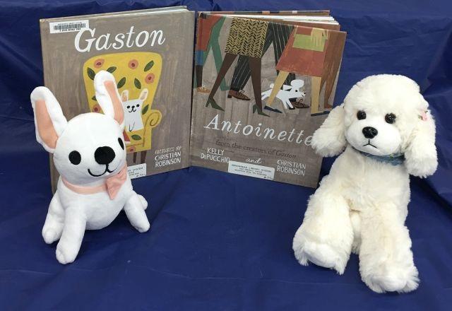 Gaston / Antoinette