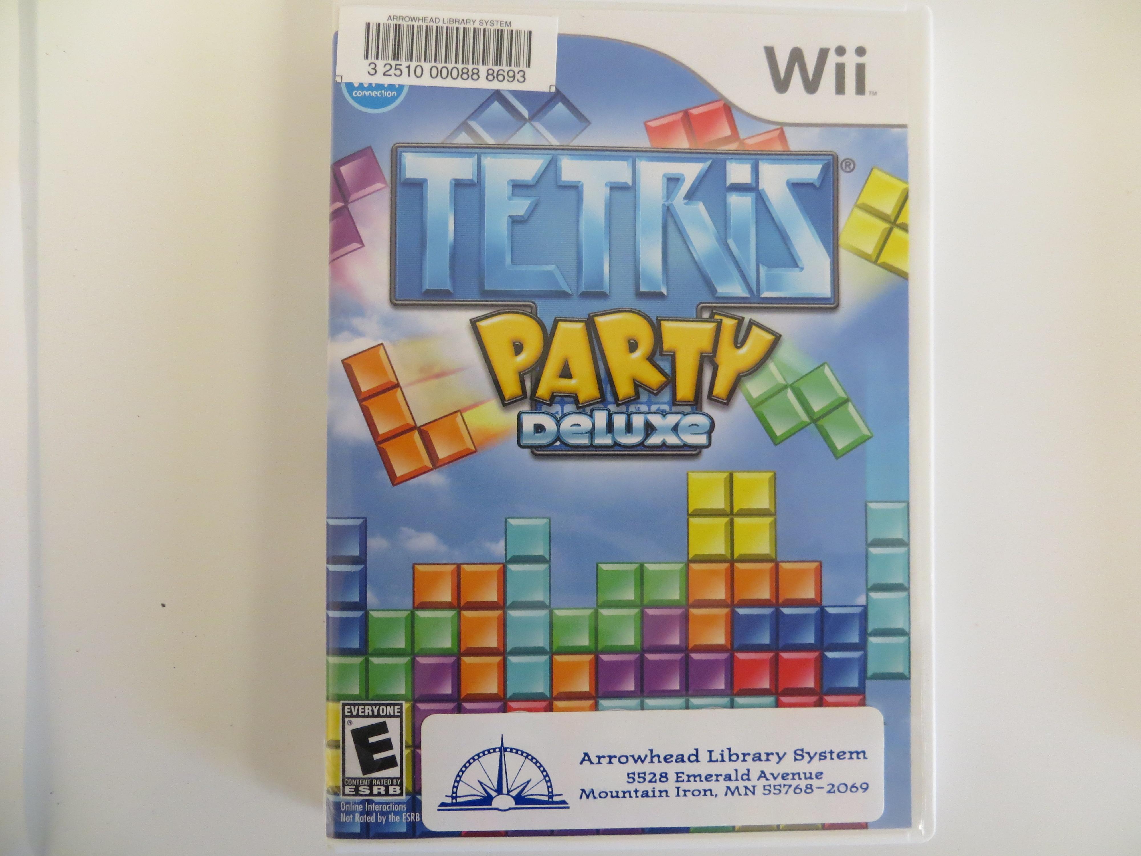 Tetris Pary Deluxe