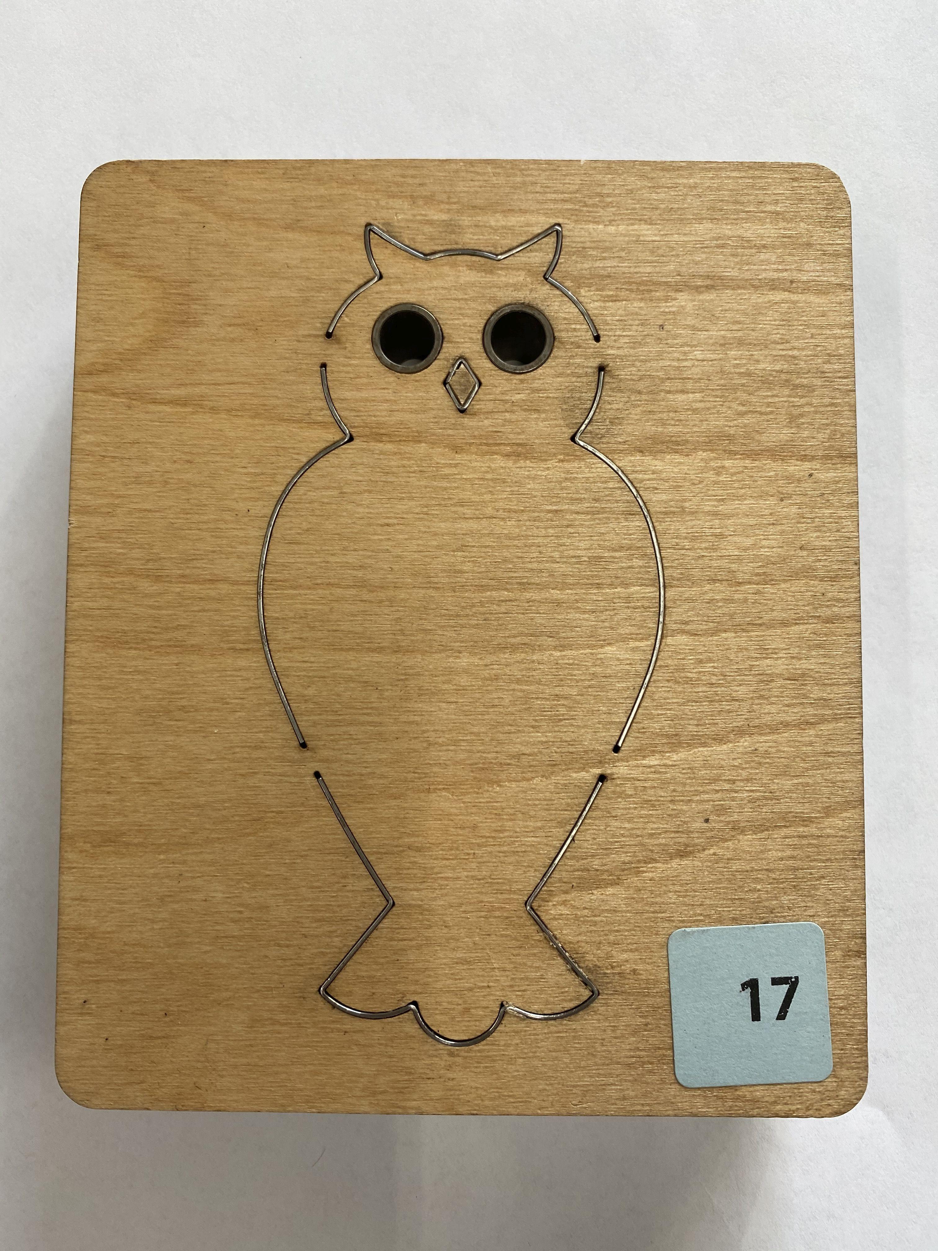 #17 Owl