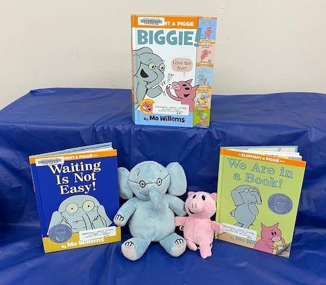 Elephant Piggie Biggie