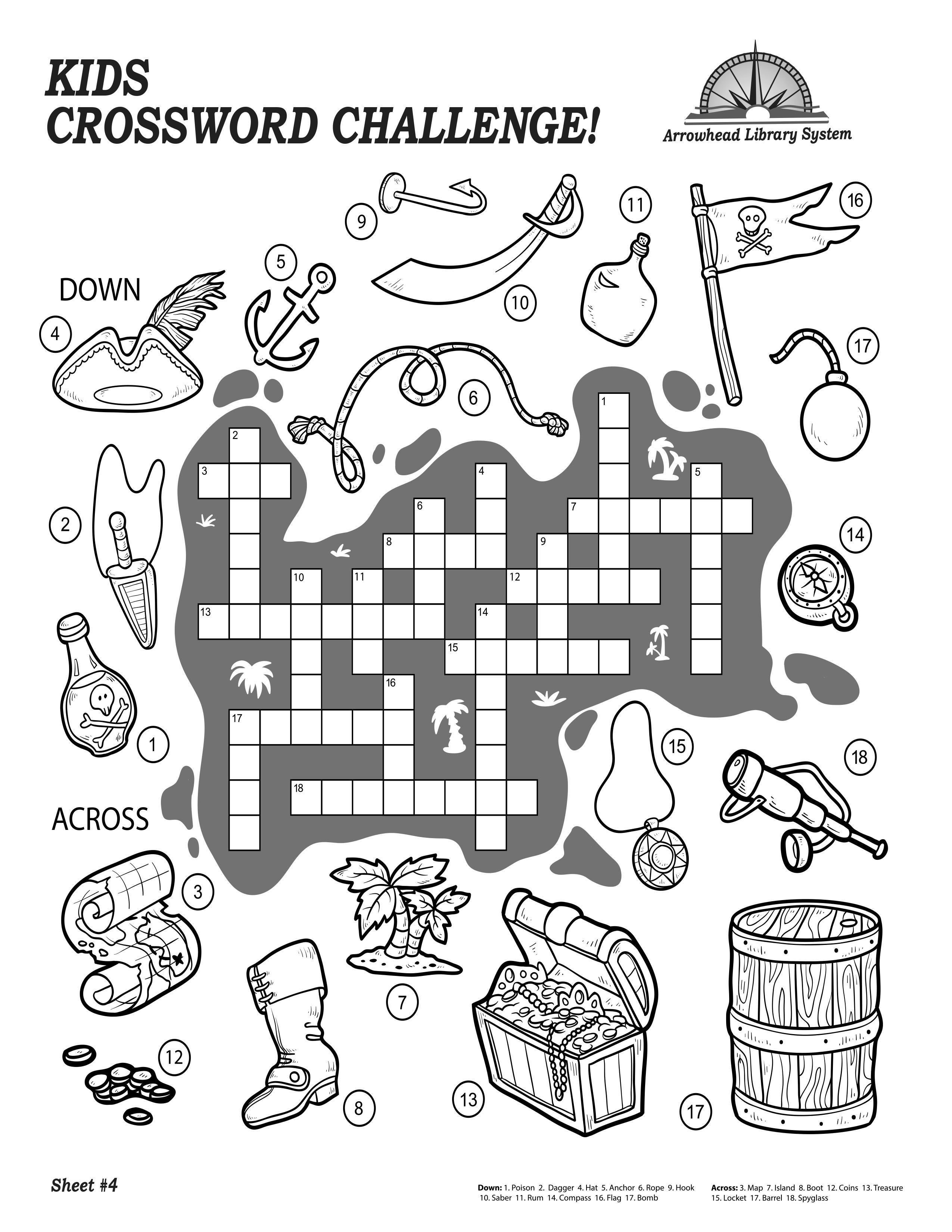 Kids-Crossword-Challenge-2