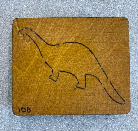 #108 Brontosaurus