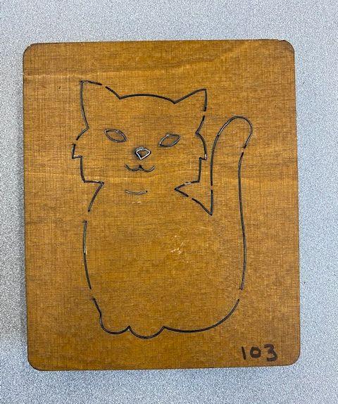 #103 CAT